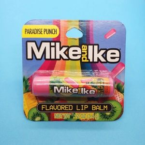 MIKE AND IKE Flavored Lip Balm PARADISE PUNCH